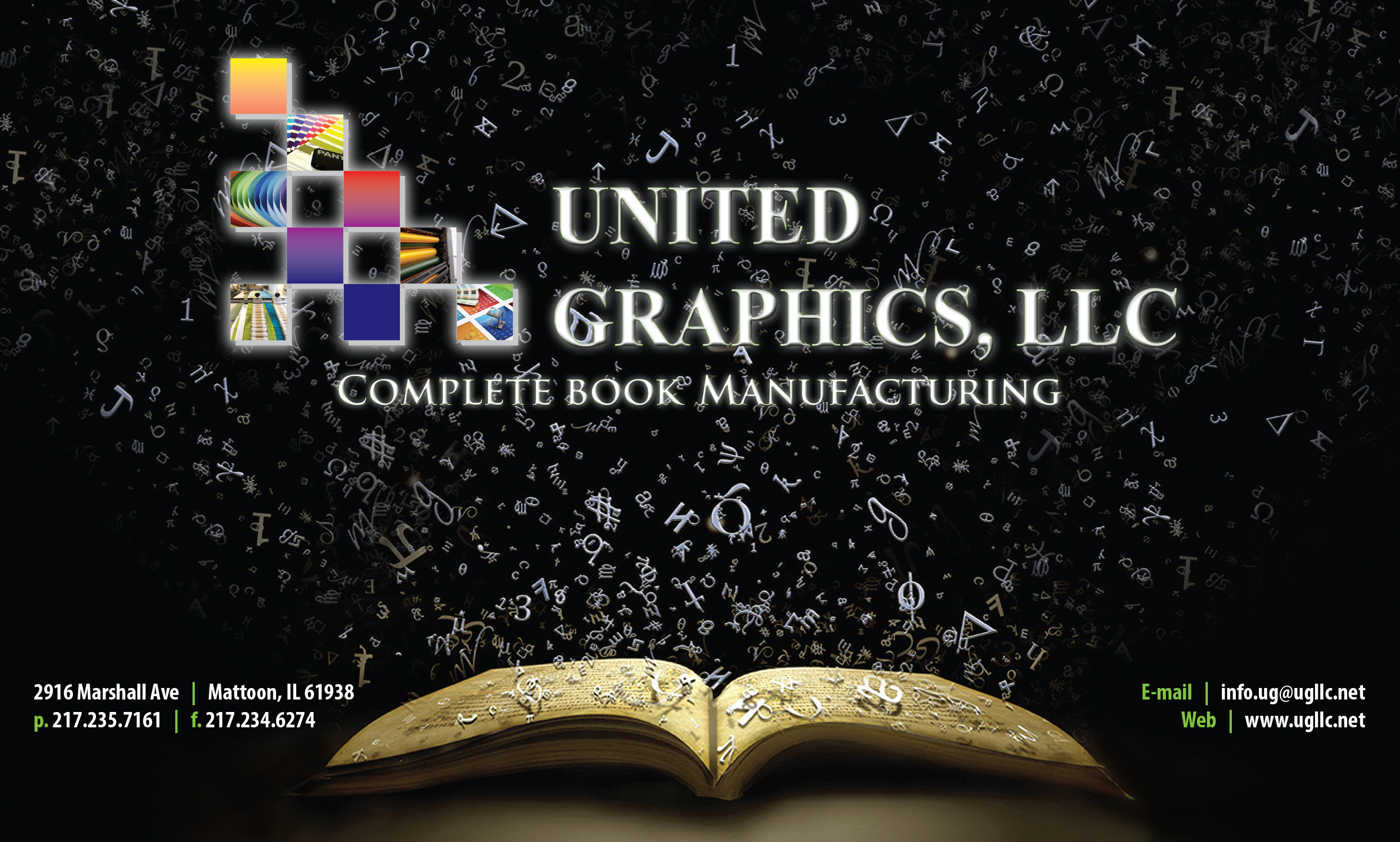 Banner for United Graphics, LLC
