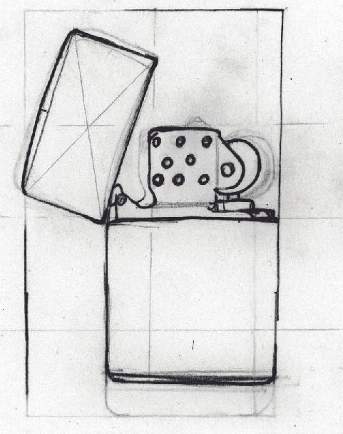 RTGrafix initial drawing
