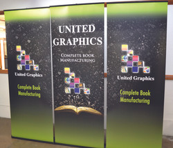 United Graphics Printed Banner
