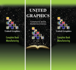 United Graphics Booth Display