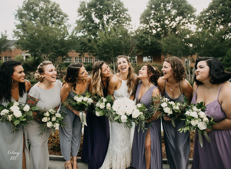 Picking the Right Colors for Your Big Day!