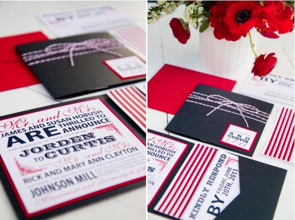 Festive & Patriotic Wedding Ideas