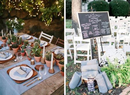Hottest Wedding Trends of 2019