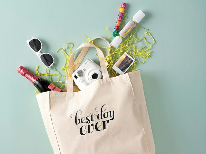 The Perfect Welcome Bag!