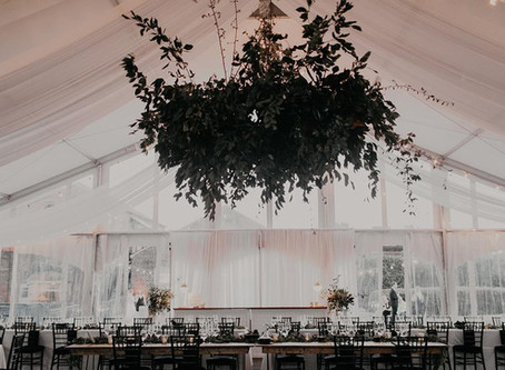 Trend Alert: Industrial Wedding Vibes