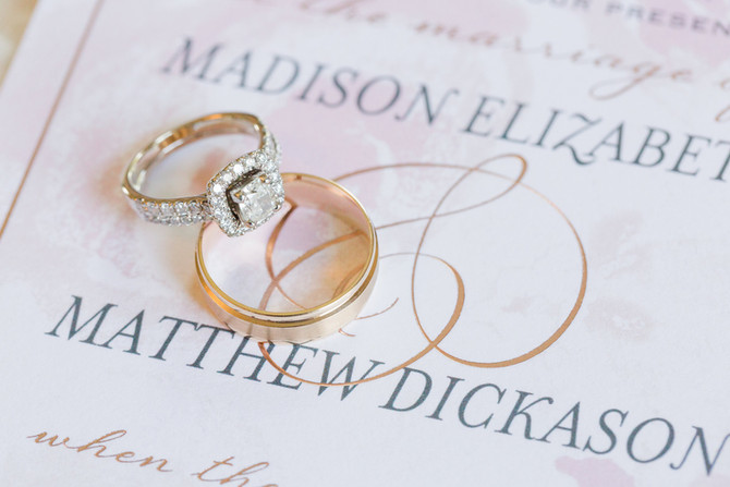 Madison & Matt | Pretty in Pink