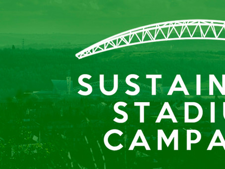Town Fans Back Sustainable Stadium Campaign