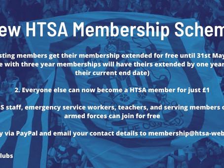 Join HTSA for £1