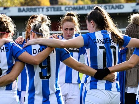 Sponsor Huddersfield Town Women & Help Emma, 21-22