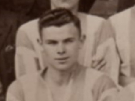 Heritage: An Interview with Town's Oldest Living Player