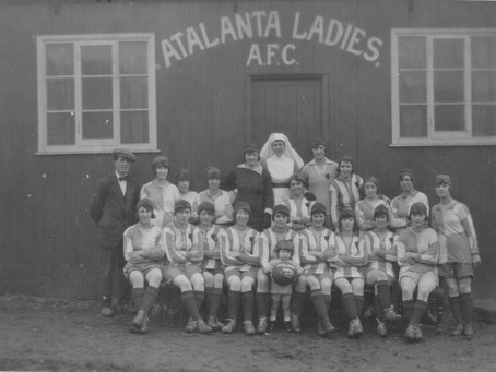 Before the Ban: Women's Football in Huddersfield During the Inter-War Years