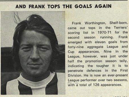 In Memory of Frank Worthington