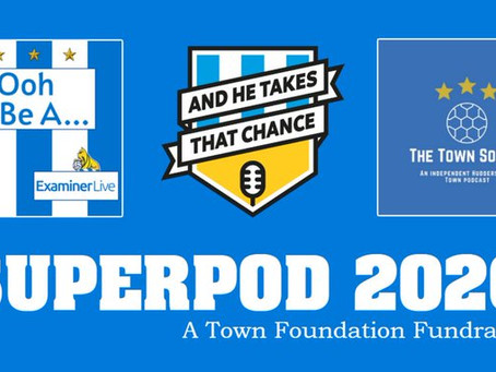 Superpod 2020: A Town Foundation Fundraiser