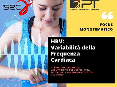 HRV - Variabilità Frequenza Cardiaca