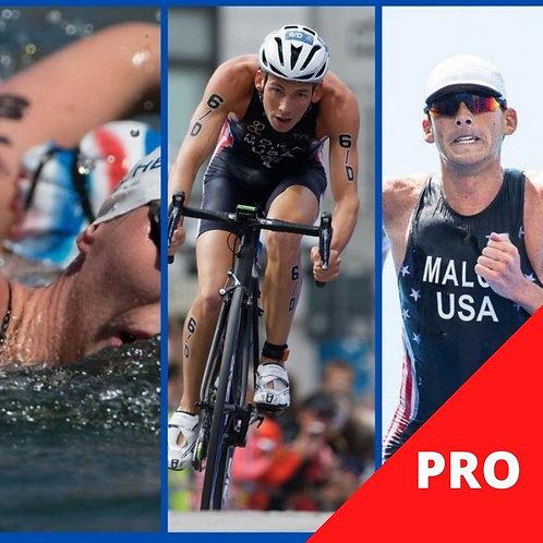 Triathlon - Programmazione annuale pro