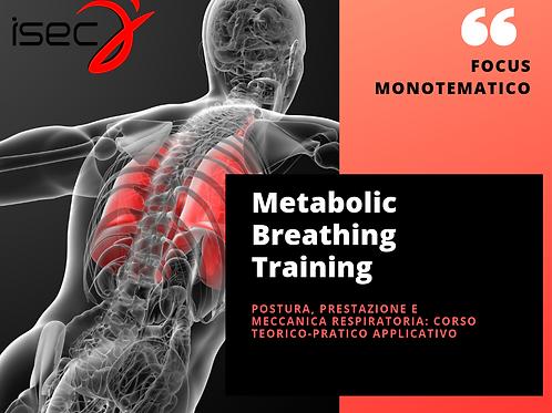 Metabolic Breathing Training