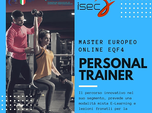 Master Personal Trainer