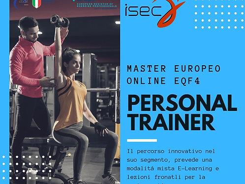 Master Personal Trainer (EQF4-CONI)