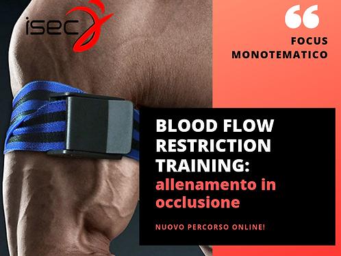 BFR - Blood Flow Restriction Training