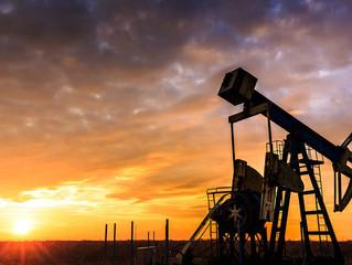 Динамика цен на нефть с 2014 года