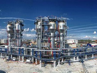 Российские НПЗ наращивают производство моторного топлива