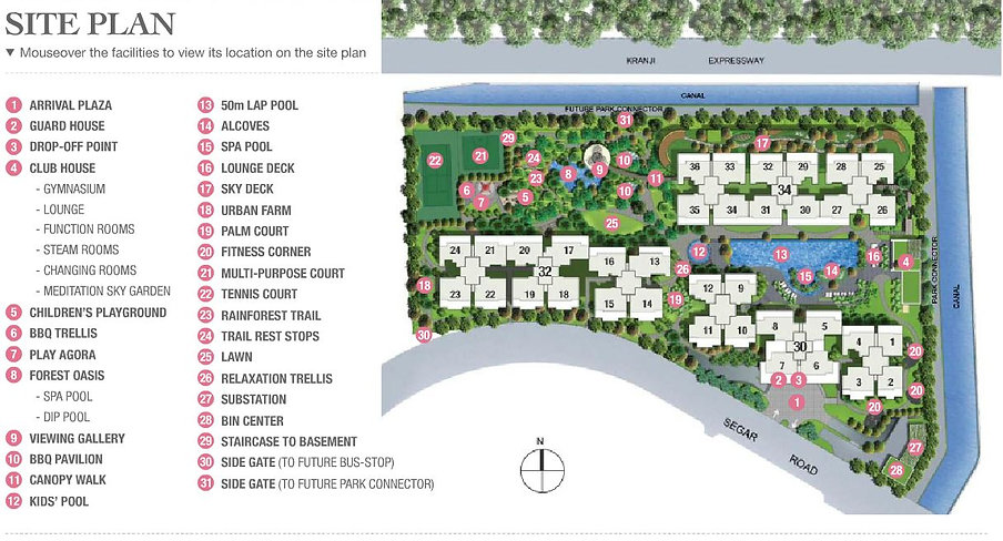 Blossom Residences site plan .JPG