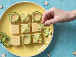 5 Ways to Get Your Picky Eater to Play with Food