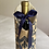 Thumbnail: Medallion Stamped Burplap Wine Sleeve