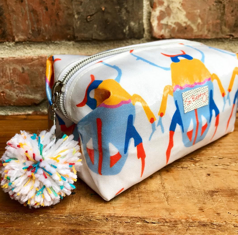 Beetle Makeup Bag