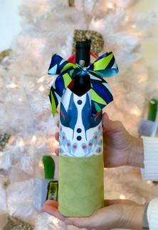 Noel Wine Sleeve