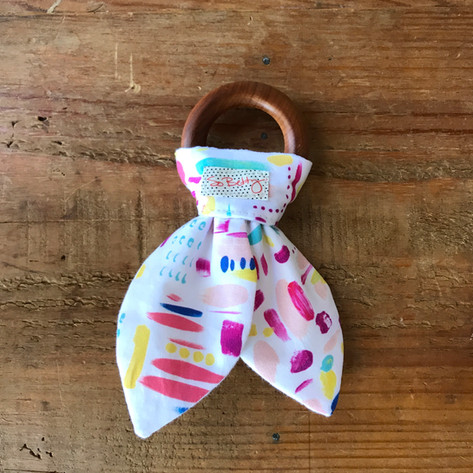 Remy Dabs Wooden Teether