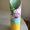 Thumbnail: Cactus and Golden Suede Wine Sleeve