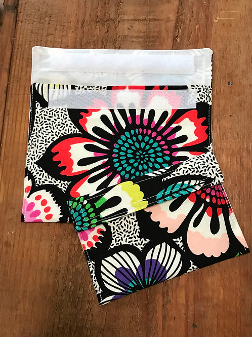 Acapulco Flowers Snack Bags