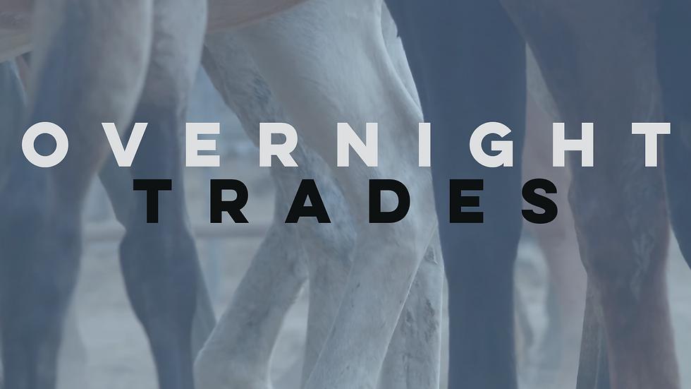 Overnight Trades eBook