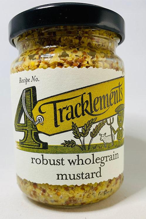 Robust Wholegrain Mustard (Vegetarian, Vegan, Gluten Free)