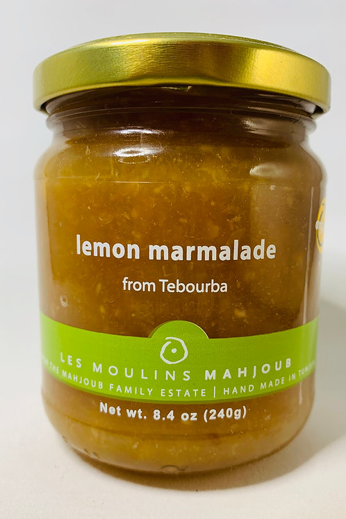 Organic Lemon Marmalade (240g)