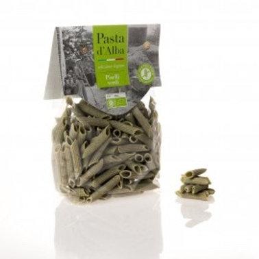 Organic Gluten-Free Green Peas Penne Pasta D'Alba