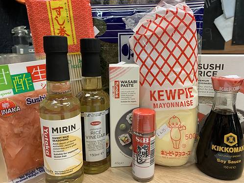 Sushi Kit - Click and Collect only