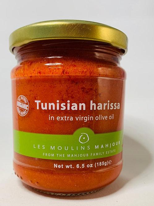 Organic Tunisian Harissa
