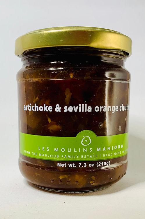 Artichoke Sevilla Orange Chutney