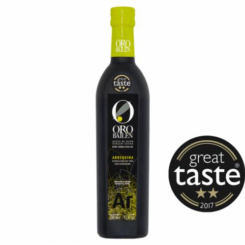Oro Bailen Arbequina Extra Virgin Olive Oil 500ml