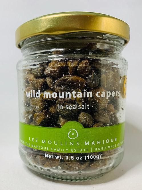 Organic Wild Mountain Capers