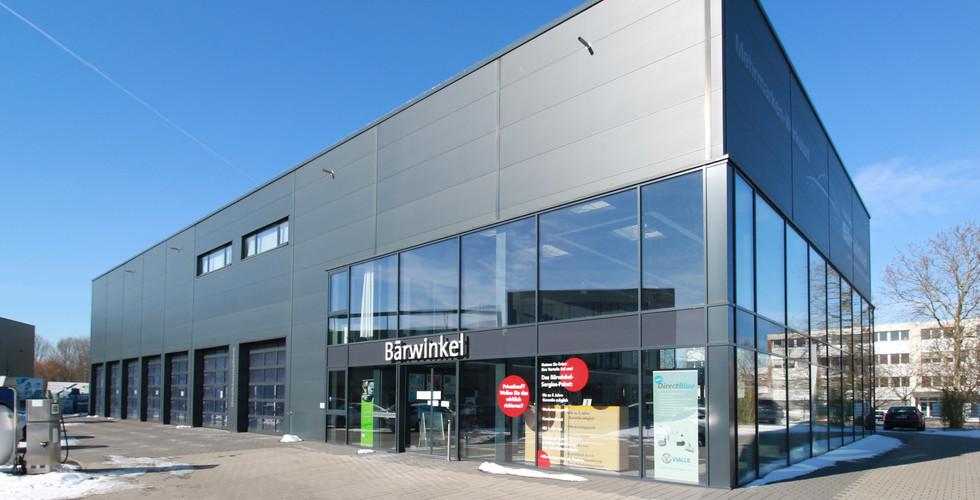 Autohaus mit Werkstatt, Ettlingen