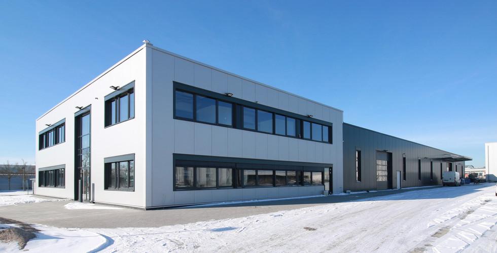 Büro- und Produktionsgebäude, Rheinstetten