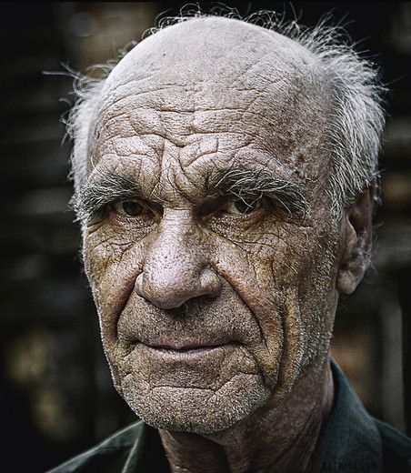 UNKNOWN OLD MAN