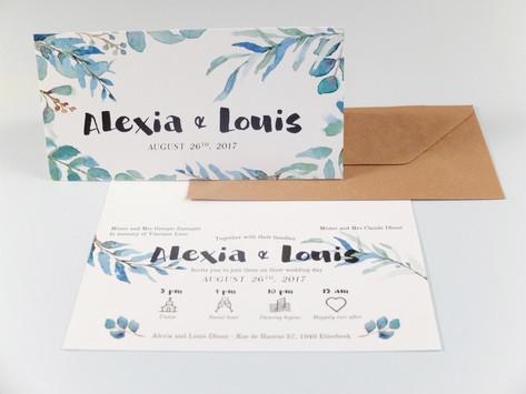 Alexia & Louis