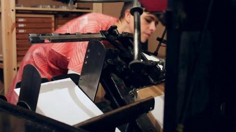 Atelier Wafourou letterpresslab