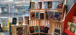Traditional Novels & Local Authors