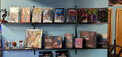 Back Issues/Board Games/Misc.