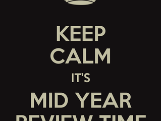 Mid-Year Review: Are you Ready?